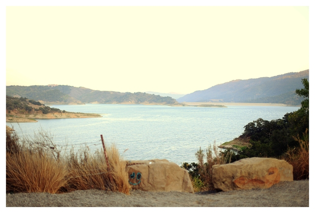 Lake Casitas | July 2013.  Photo by: Johnny Ortez-Tibbels ©