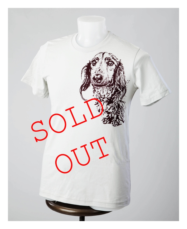 DOGS T-shirt Fall 2013 | Longhair edition.