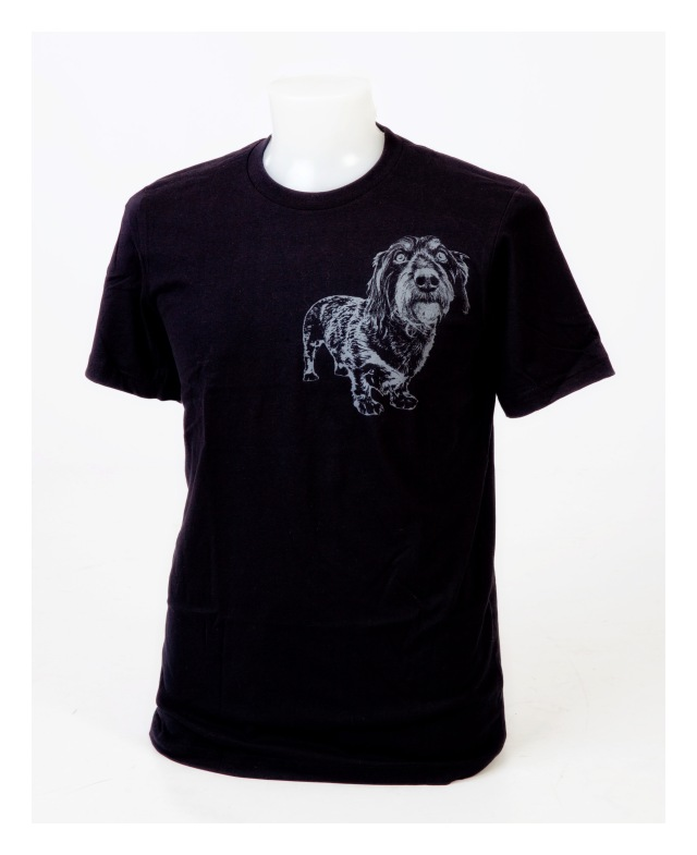 DOGS T-shirt Summer 2014   Wirehair edition.