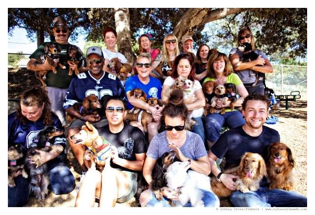 LA Doxies Monthly Meetup | October 2014.  Photo by: Johnny Ortez-Tibbels ©