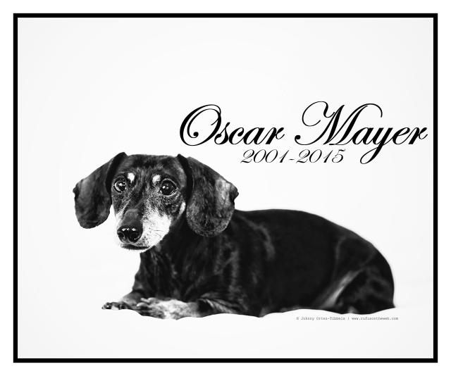 Oscar Mayer Tribute | September 2015.  Photo by: Johnny Ortez-Tibbels ©