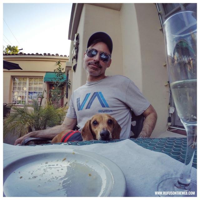 Milo & Marc Post-hike